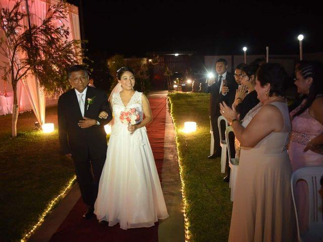 El matrimonio de Eddy y Karem en Trujillo, La Libertad 23