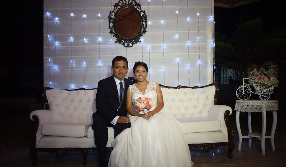 El matrimonio de Eddy y Karem en Trujillo, La Libertad