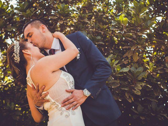 El matrimonio de Guissell y Emanuel