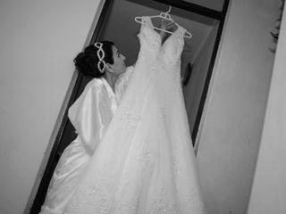 El matrimonio de Jenny y Raúl 3