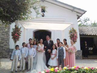 El matrimonio de Cecilia  y Sebastián  2