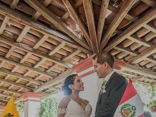El matrimonio de Cecilia  y Sebastián  3