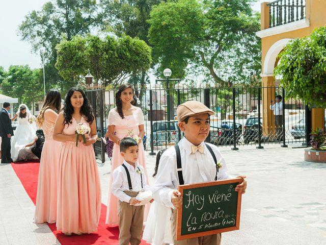 El matrimonio de Miguel y Milagros en Pachacamac, Lima 13