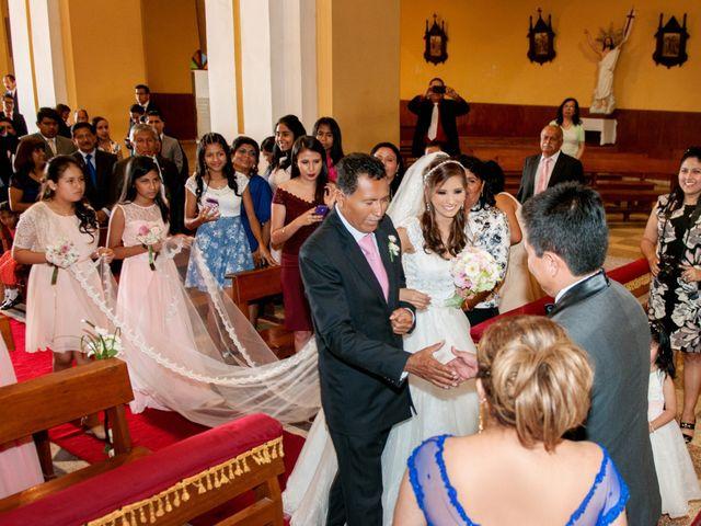 El matrimonio de Miguel y Milagros en Pachacamac, Lima 14