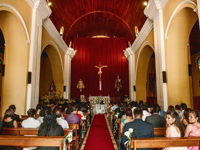 El matrimonio de Miguel y Milagros en Pachacamac, Lima 15