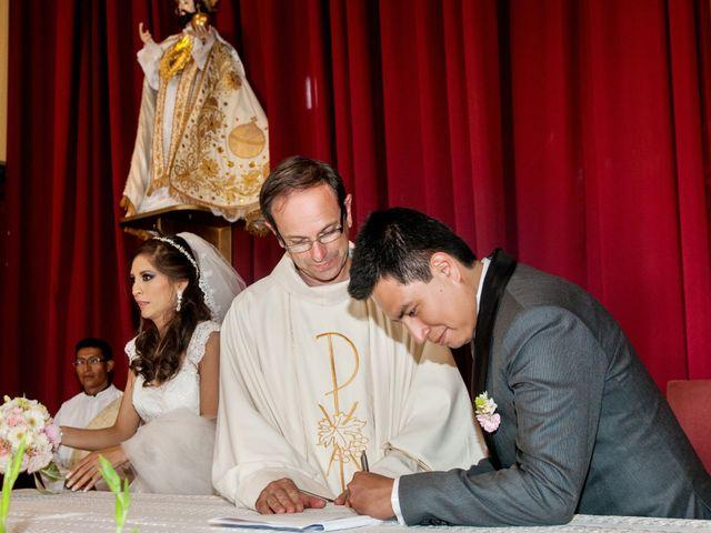 El matrimonio de Miguel y Milagros en Pachacamac, Lima 16