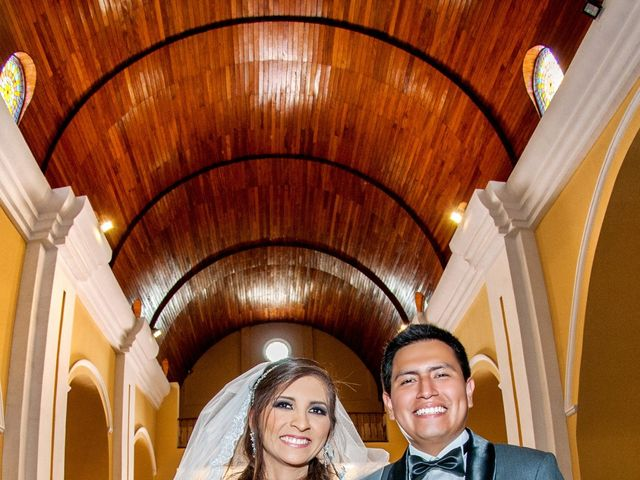 El matrimonio de Miguel y Milagros en Pachacamac, Lima 17