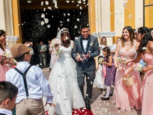 El matrimonio de Miguel y Milagros en Pachacamac, Lima 20