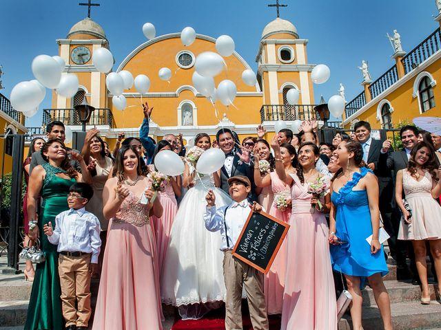El matrimonio de Miguel y Milagros en Pachacamac, Lima 21
