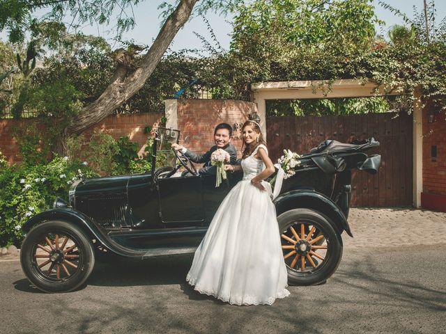El matrimonio de Miguel y Milagros en Pachacamac, Lima 22