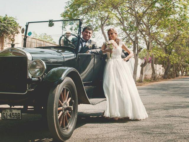 El matrimonio de Miguel y Milagros en Pachacamac, Lima 23