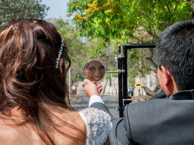 El matrimonio de Miguel y Milagros en Pachacamac, Lima 24