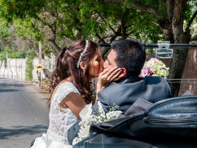 El matrimonio de Miguel y Milagros en Pachacamac, Lima 25