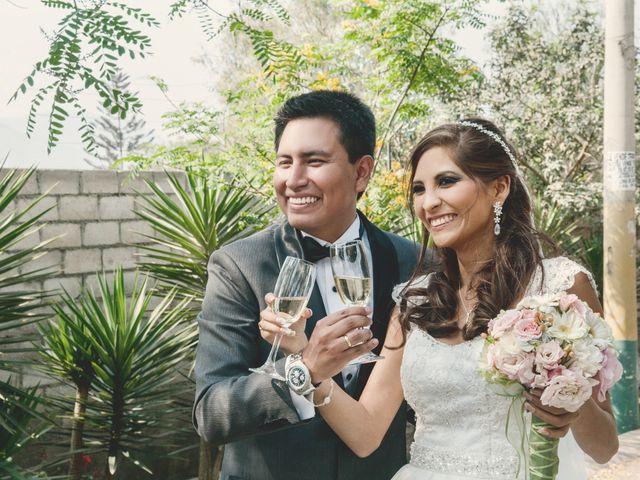 El matrimonio de Miguel y Milagros en Pachacamac, Lima 26