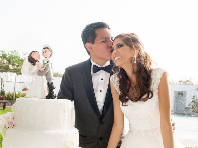 El matrimonio de Miguel y Milagros en Pachacamac, Lima 42