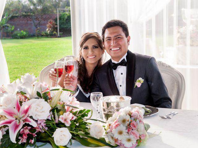 El matrimonio de Miguel y Milagros en Pachacamac, Lima 43