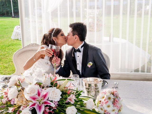 El matrimonio de Miguel y Milagros en Pachacamac, Lima 44
