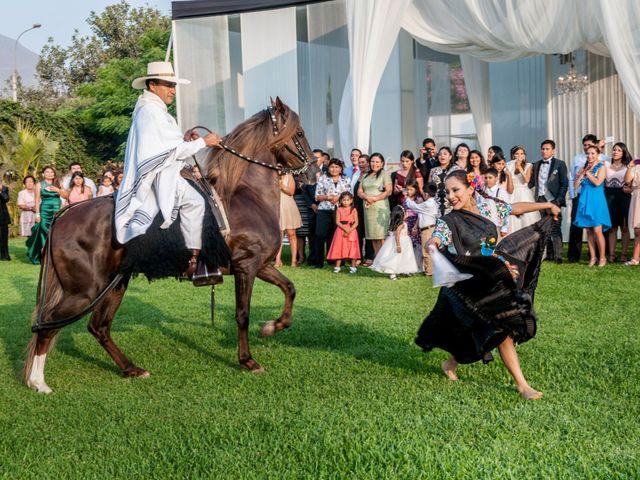 El matrimonio de Miguel y Milagros en Pachacamac, Lima 45