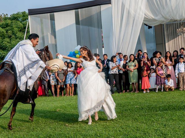 El matrimonio de Miguel y Milagros en Pachacamac, Lima 48