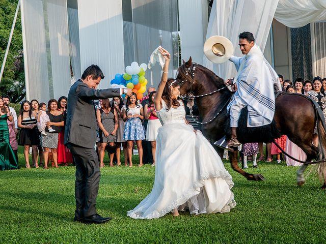 El matrimonio de Miguel y Milagros en Pachacamac, Lima 49