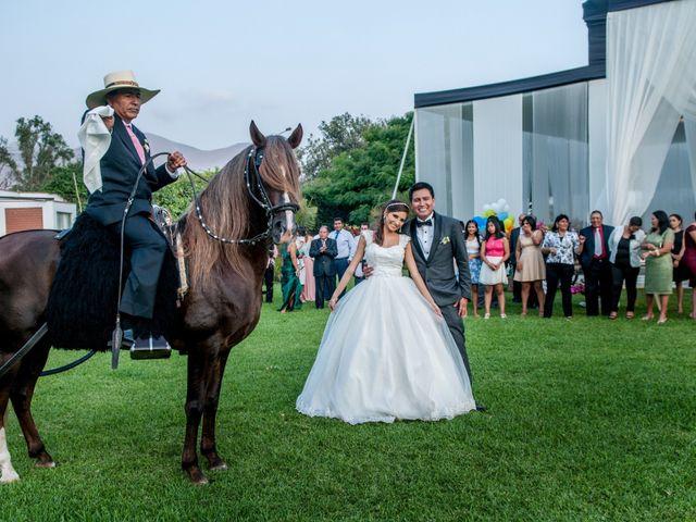 El matrimonio de Miguel y Milagros en Pachacamac, Lima 50