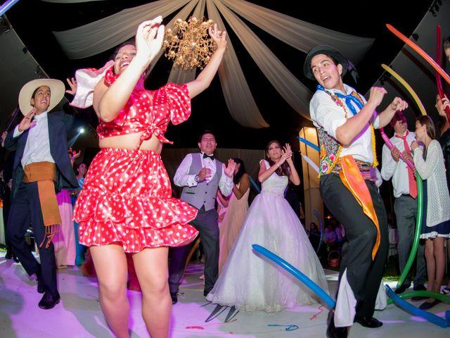 El matrimonio de Miguel y Milagros en Pachacamac, Lima 70
