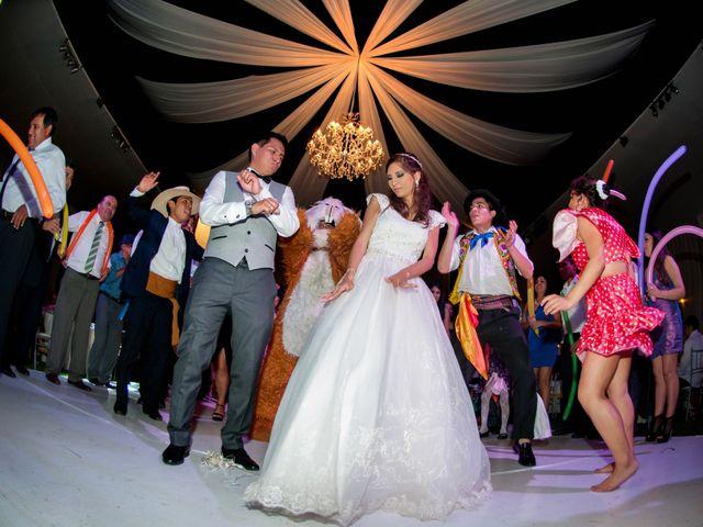 El matrimonio de Miguel y Milagros en Pachacamac, Lima 71