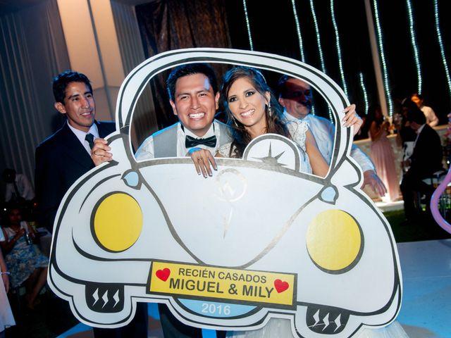 El matrimonio de Miguel y Milagros en Pachacamac, Lima 75