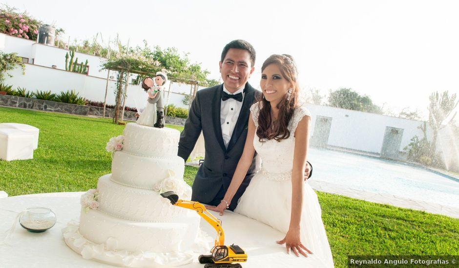 El matrimonio de Miguel y Milagros en Pachacamac, Lima