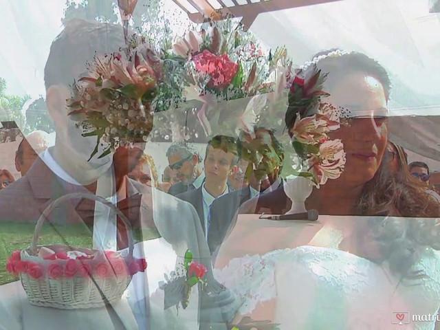 El matrimonio de Efrain y Denisse en Cieneguilla, Lima 1