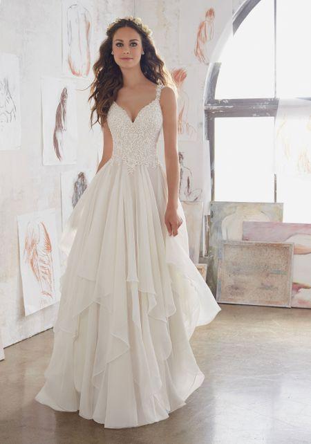 Vestidos De Novia Sencillos 80 Modelos Con Estilo Y Belleza