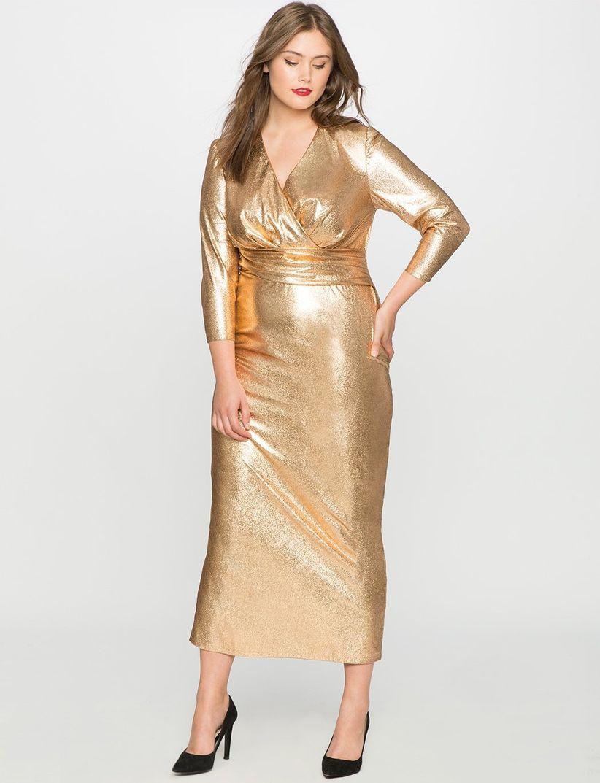 Modelos de vestidos para mujeres gorditas