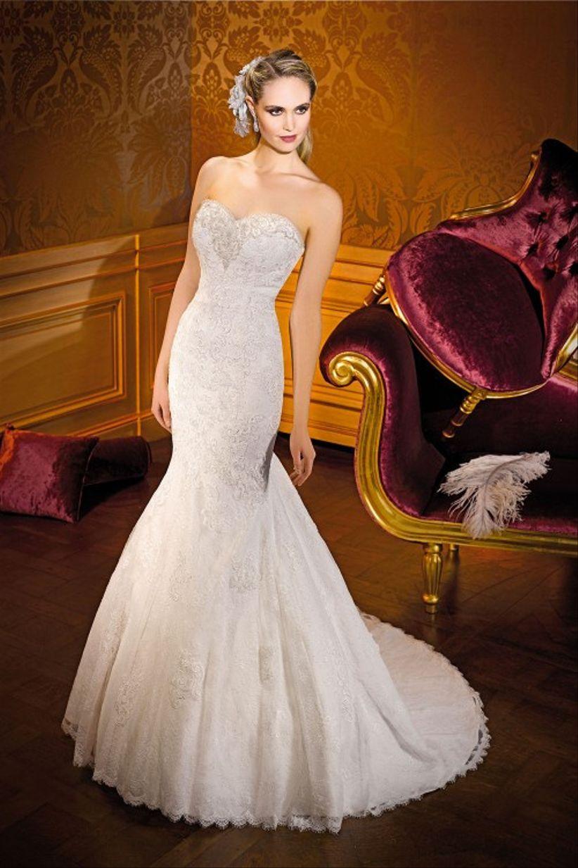 los vestidos de novia para matrimonio civil que no deberías perder