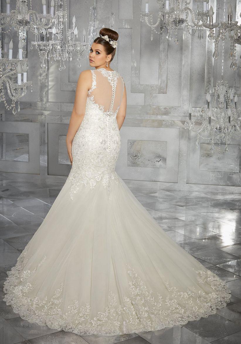 Precios de vestidos de novia mori lee