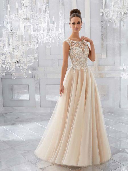 Los Vestidos De Novia Para Matrimonio Civil Que No Deberías