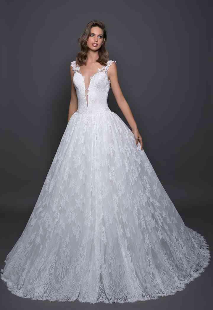 Conoces Las Diferentes Tonalidades De Blanco Para El Vestido