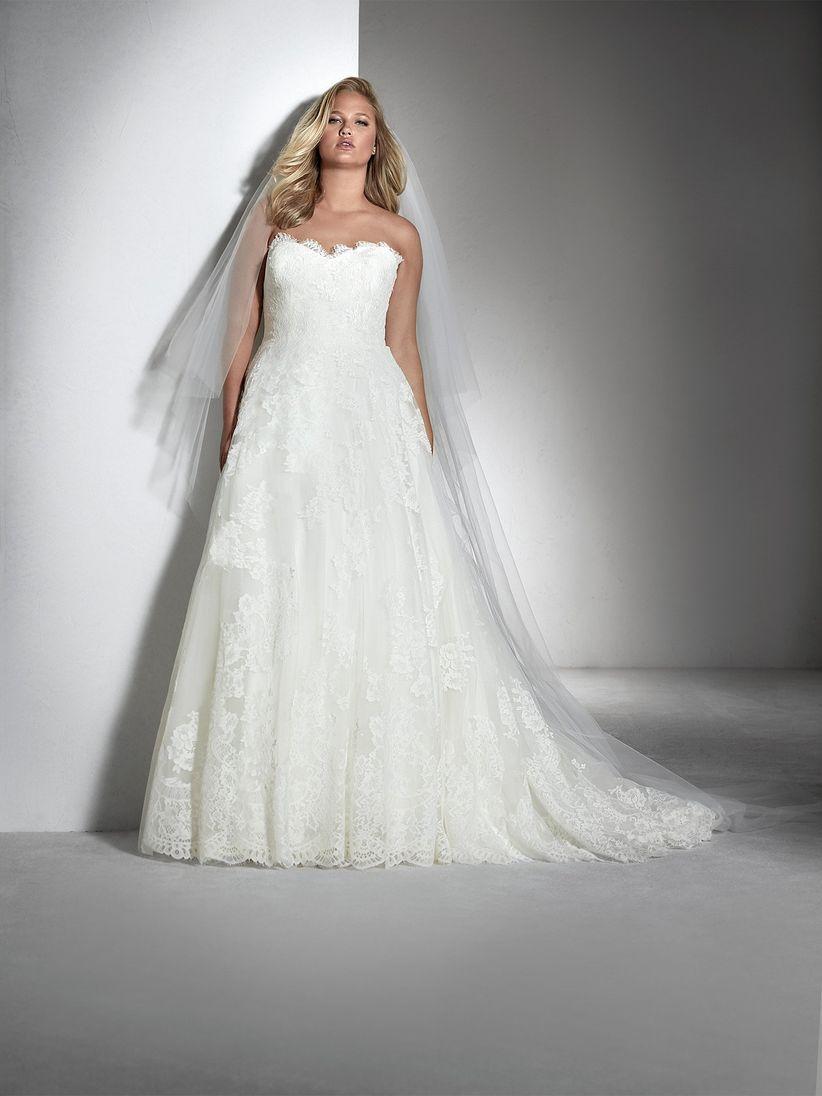 Vestidos matrimonio civil gorditas