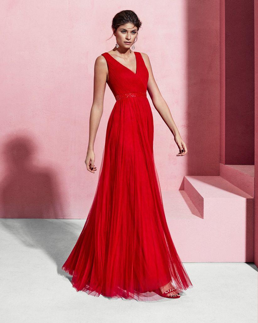 65 vestidos para damas de honor 2018 ¡Atentas novias!