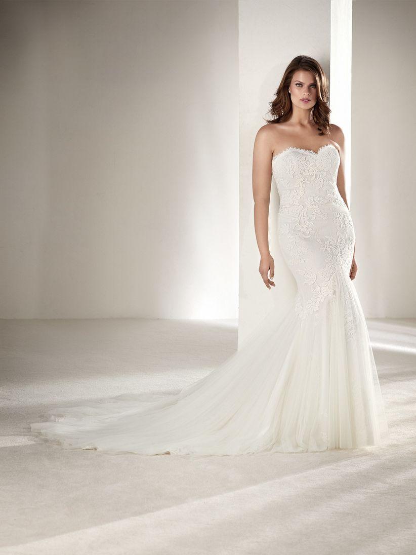 7fb7a07ea 60 vestidos de novia para gorditas ¡luce espectacular en tu gran día!