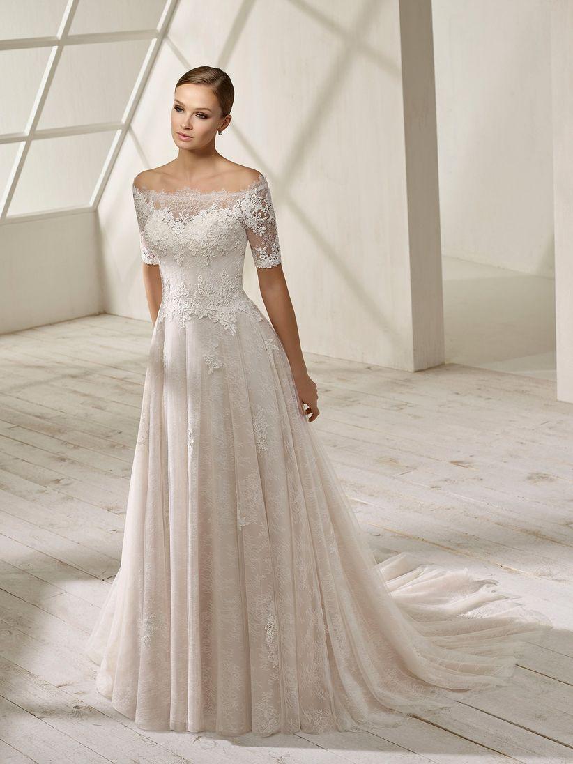 eb5066447e1c Vestidos de novia Divina Sposa 2019: toques de alta costura que ...