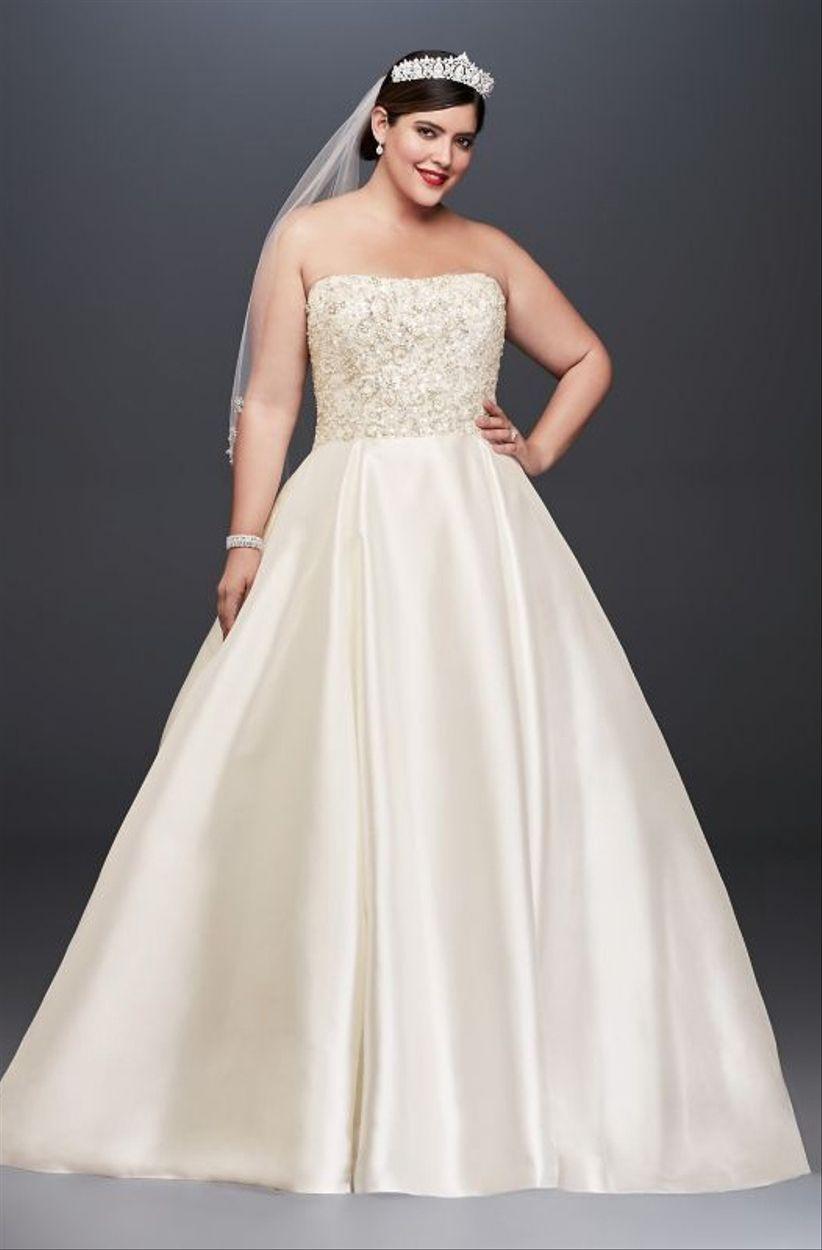 Vestidos Novia Para Gorditas 2019 Vestidos De Punto 2019