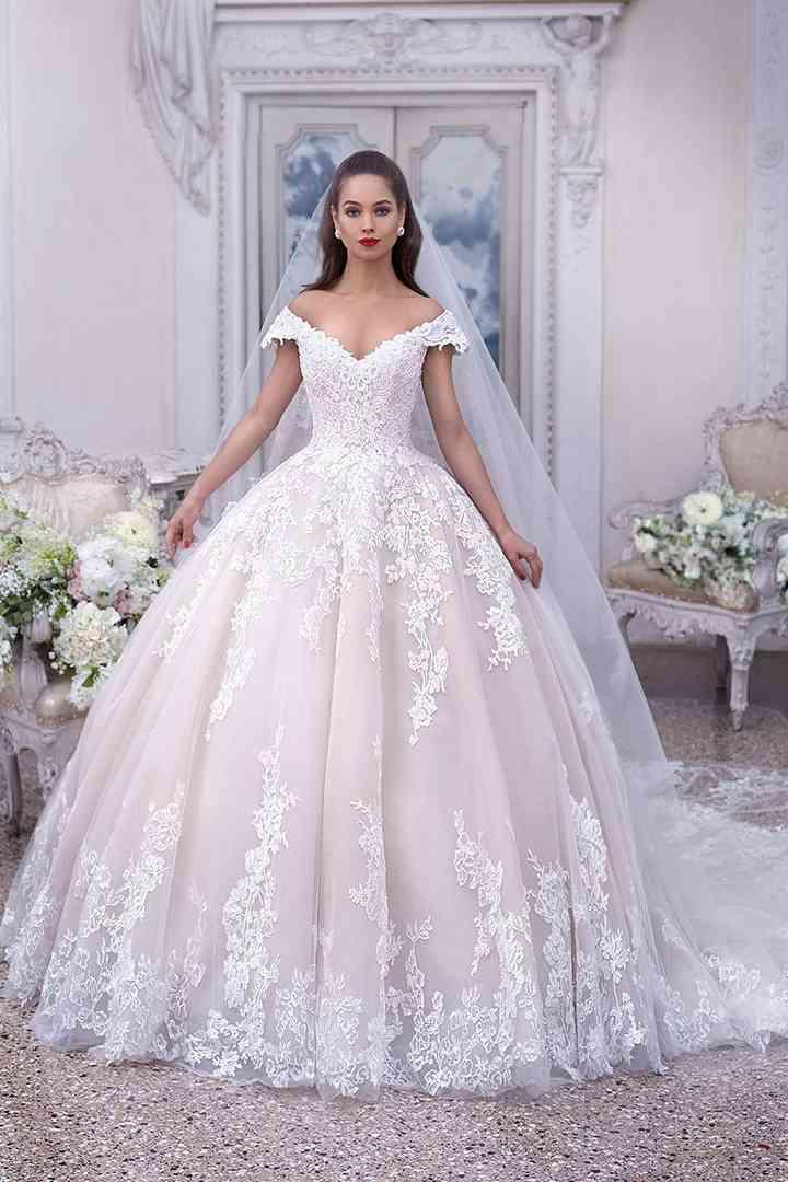 Limited Time Deals Vestidos De Novia Estilos Princesa Off 75 Nalan Com Sg