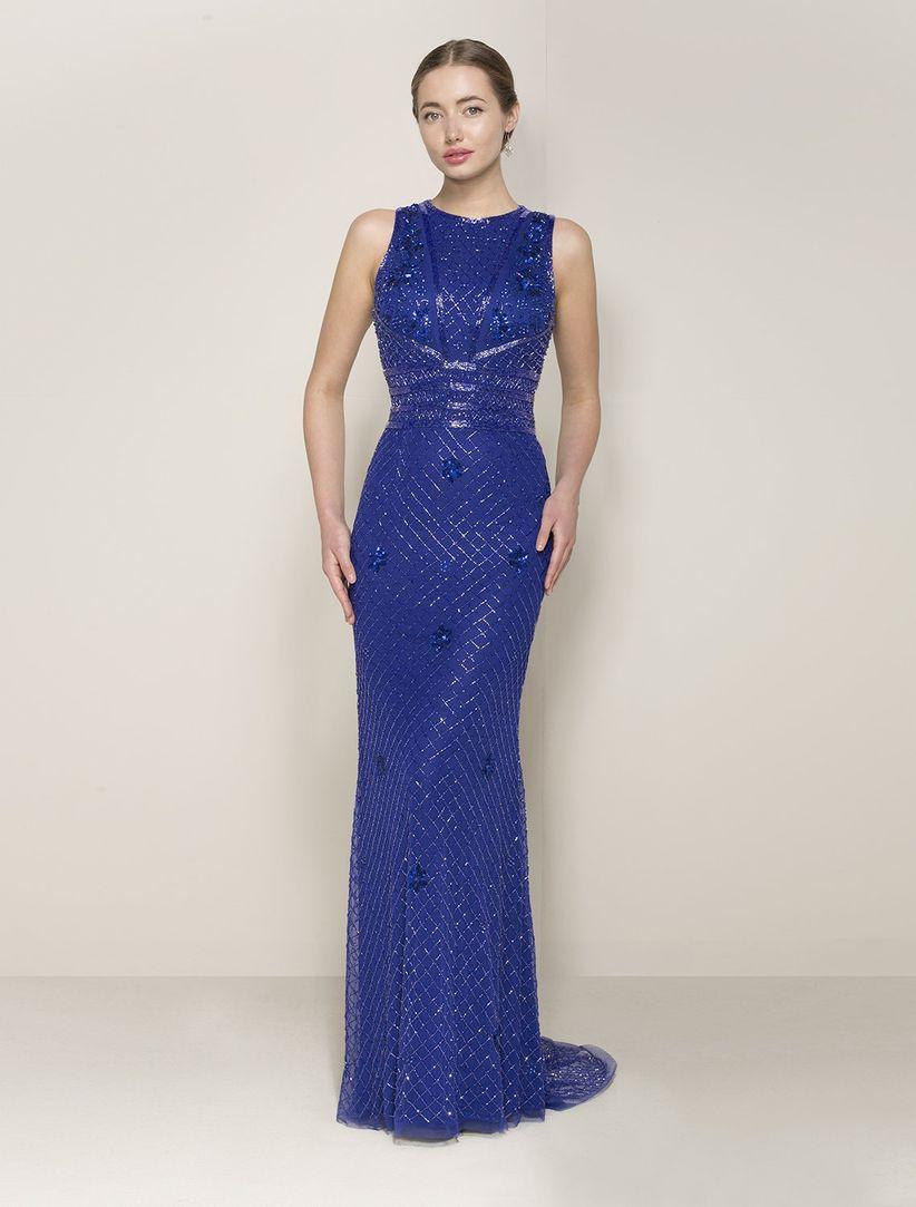 Vestidos Outfit De AzulEl Para Invitada Perfecto 65 2019 Fiesta La bgfI76vYy