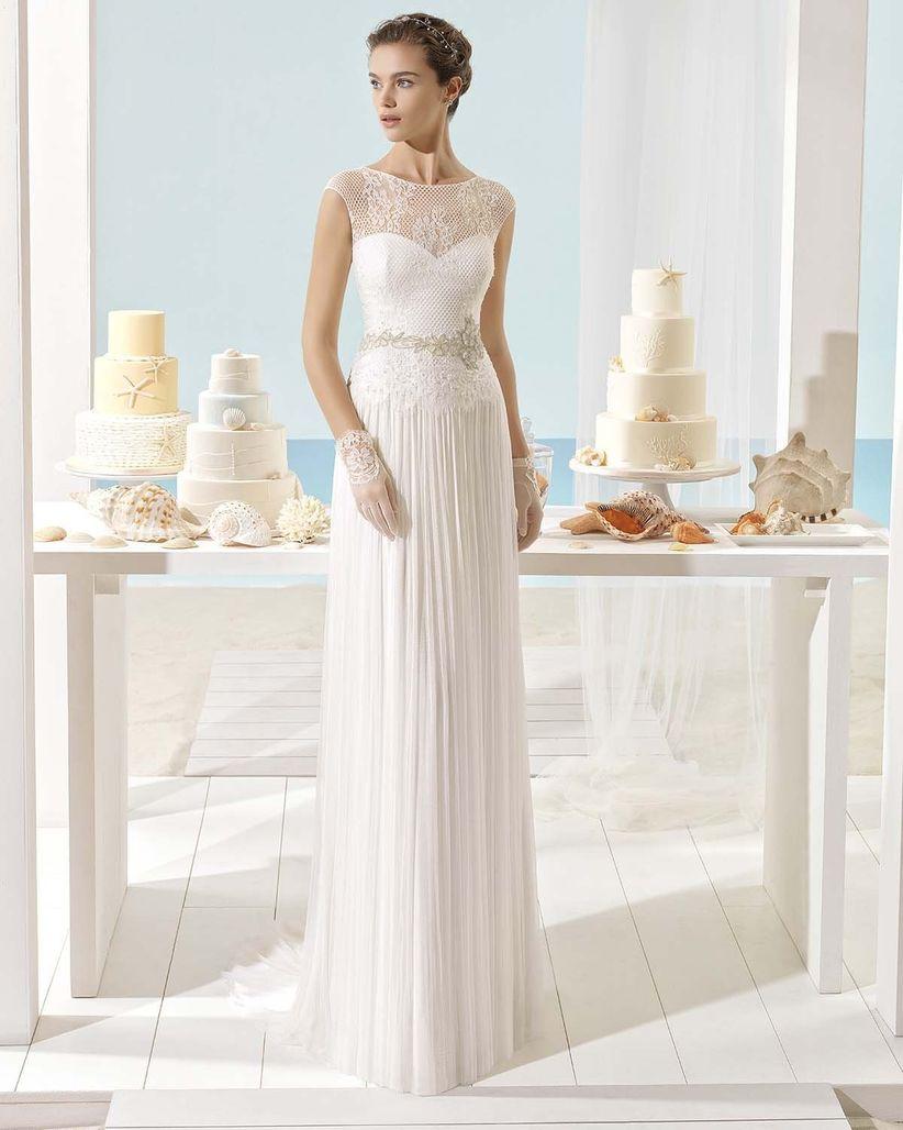 eecb9ea7b9a41 Los vestidos de novia para matrimonio civil que no deberías perder ...