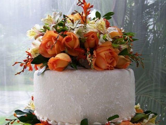 Cómo elegir tu torta de matrimonio