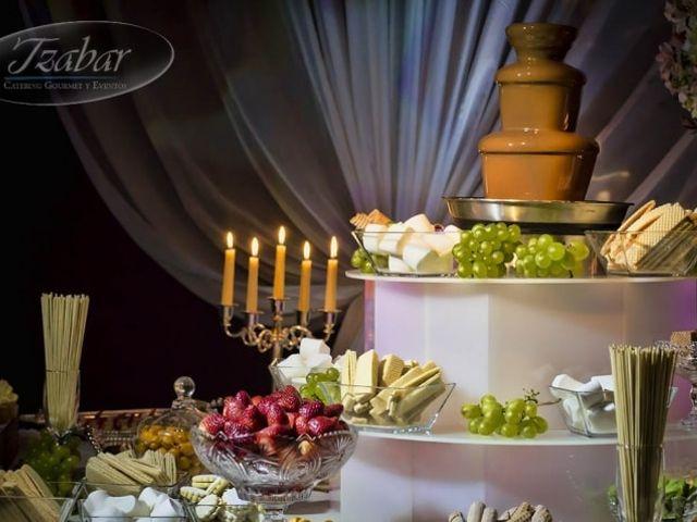 Incorpora frutas en tu mesa de dulces