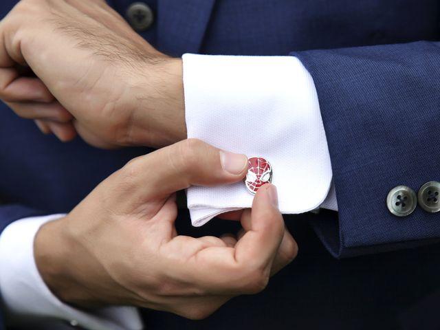 Gemelos para novio: un accesorio con mucho estilo