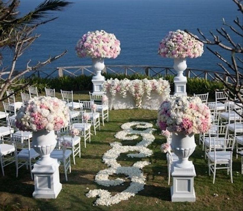 decoraci n para matrimonio al aire libre