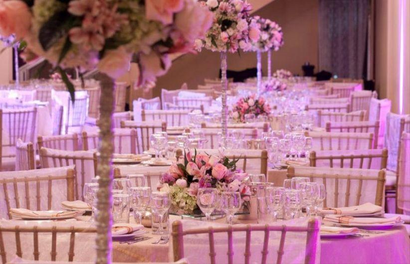 Cómo organizar las mesas de matrimonio y los invitados
