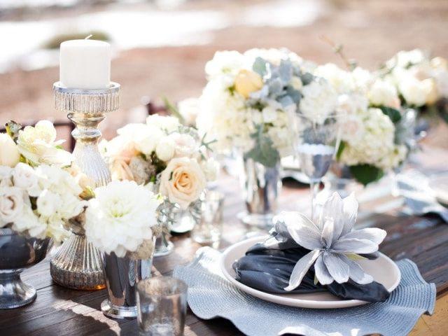 10 ideas originales para la decoración floral de tu matrimonio
